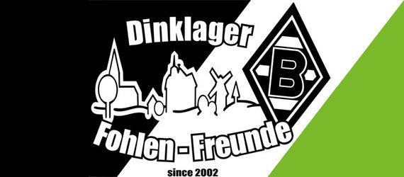Dinklager-Fohlen-Freunde Logo